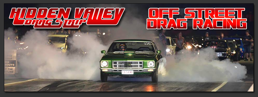 OFF STREET DRAG RACING